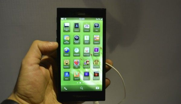 BlackBerry Z3 launched in India for Rs. 15,990