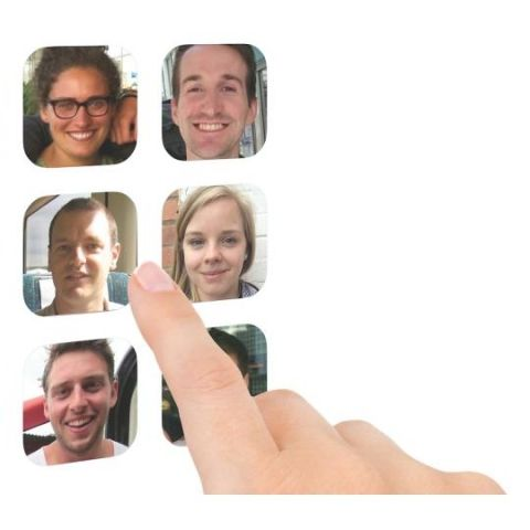 Facelock may soon use your friends' faces as your passwords