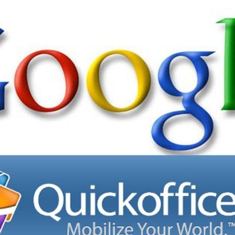 Google planning to pull out QuickOffice from Play Store