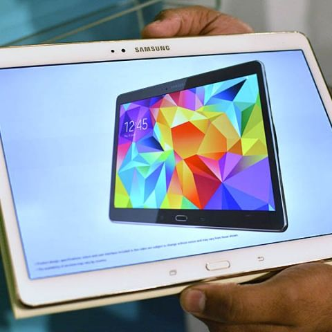 First impressions: Samsung Galaxy Tab S 8.4 and Tab S 10.5