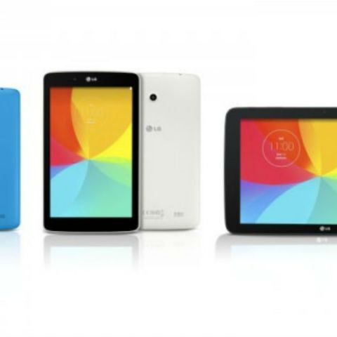 LG announces rolling out G Pad 10.1 globally