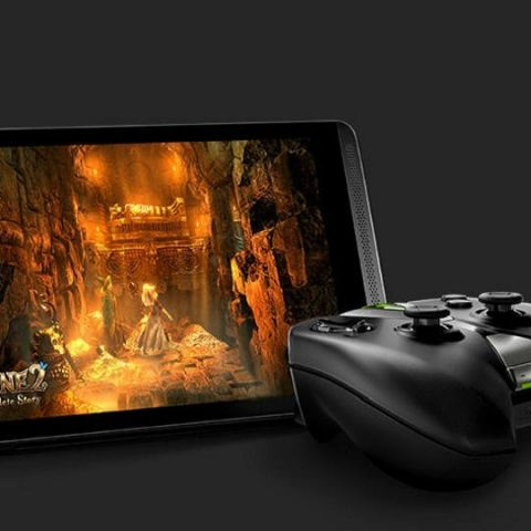Nvidia Shield gaming tablet up for pre-order, comes with controller