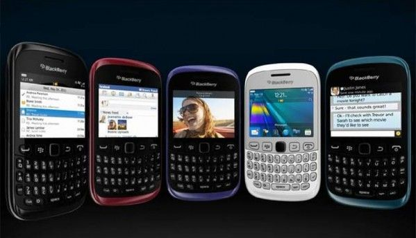 BlackBerry 9320, 9720 and Q5 prices officially dropped