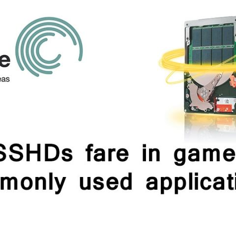 How SSHDs fare in games and commonly used applications
