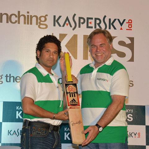 Sachin Tendulkar launches Kaspersky Kids, a cyber safety awareness program for kids in India
