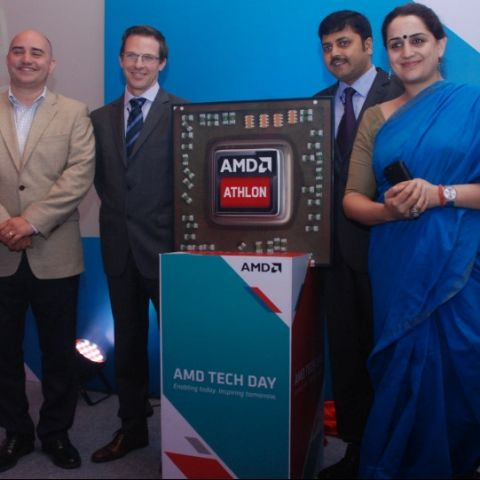 AMD launches low-cost Athlon and Sempron desktop APUs in India