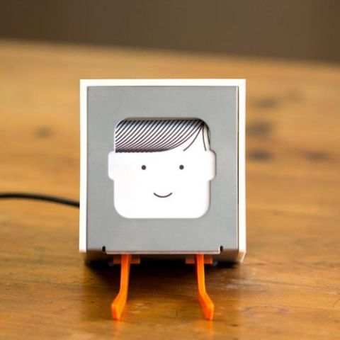 Little Printer: a web-connected printer for home