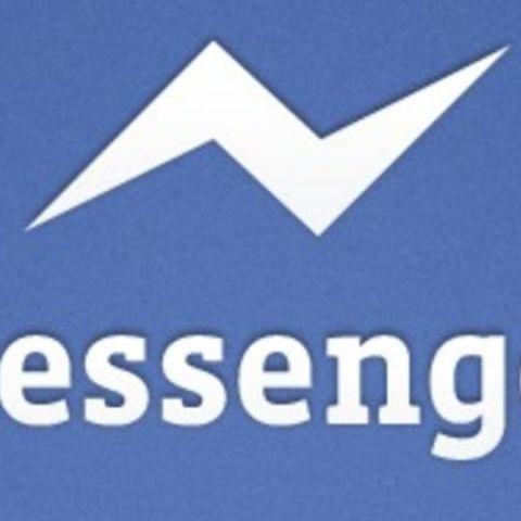 Facebook makes Messenger app mandatory for messaging