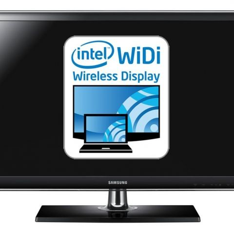 How to use Intel WiDi technology to project your App onto a bigger screen