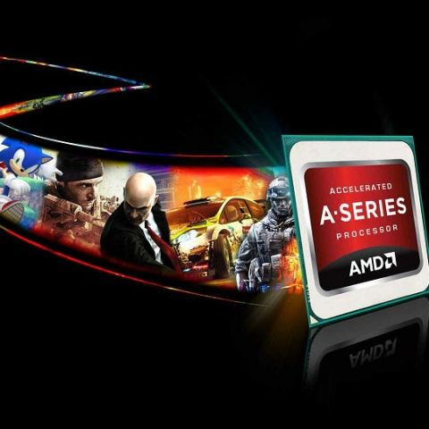 AMD Introduces three new APUs for System builders