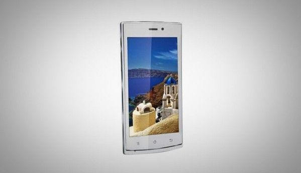 iBall Andi 4.5P Glitter, dual-SIM quad-core smartphone launched at Rs. 7,499