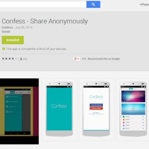 Say hello to Confess, India's first anonymous social network