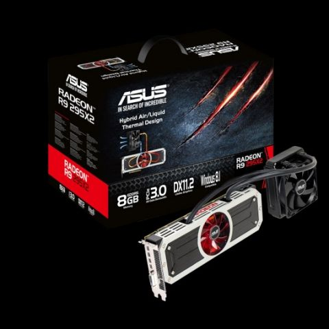 ASUS announces R9 295X2 graphics card in India, priced at Rs 1,30,000
