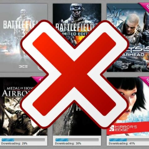 You will no longer be able to buy EA PC games in Indian stores