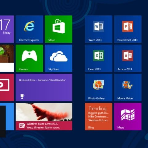 Windows 9 says no to Charms Bar, yes to virtual desktops