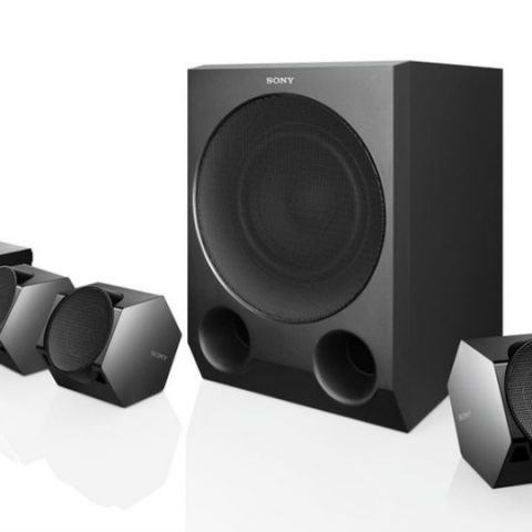 Sony HT-IV300 5 1 Home Theatre Review
