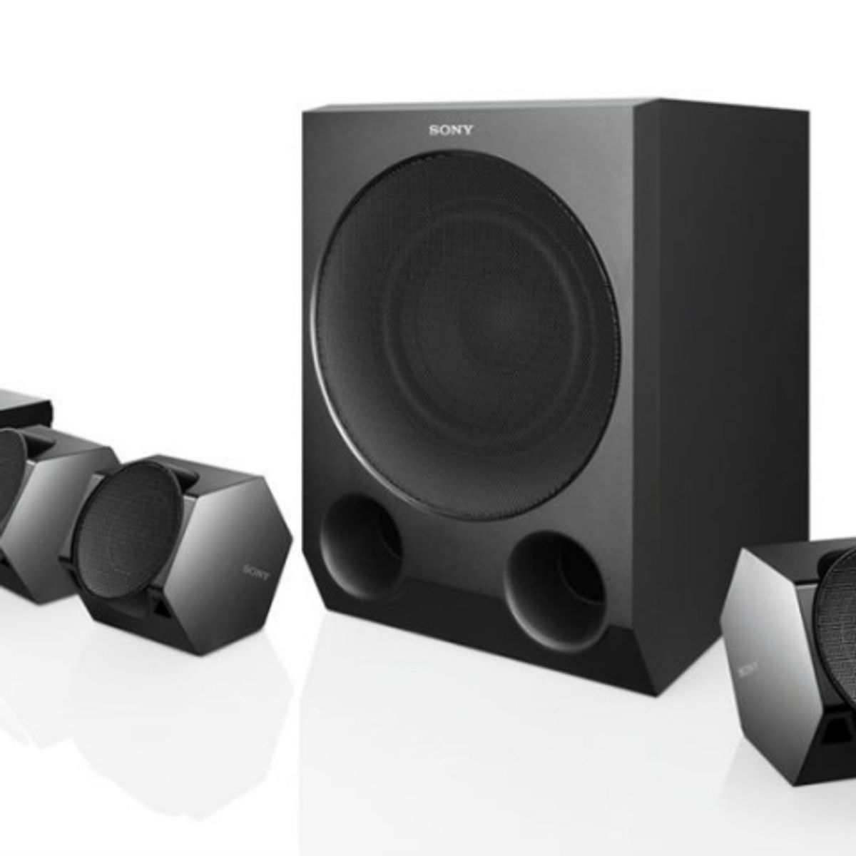 Sony Ht Iv300 5 1 Home Theatre Review