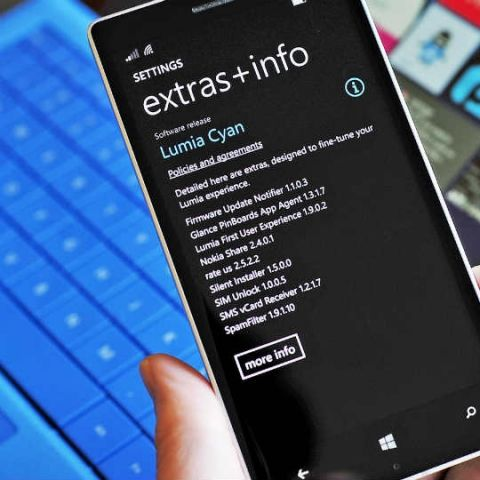 Good news! Nokia Lumia 520 and 720 Windows Phone 8 Cyan