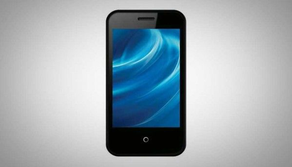 Intex Cloud FX, Firefox OS-based smartphone launched at Rs. 1999