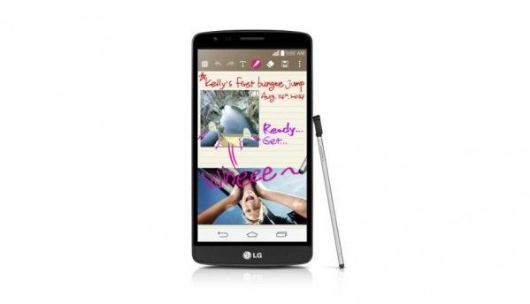 LG to unveil G3 Stylus smartphone at IFA