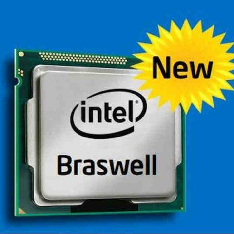 Intel unveils 'Braswell' Atom chip, 64-bit Android KitKat kernel