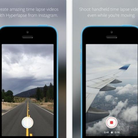 Instagram's new Hyperlaps app lets you make time-lapse videos