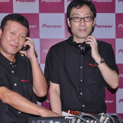 Pioneer officially launches its DJ line of products in India