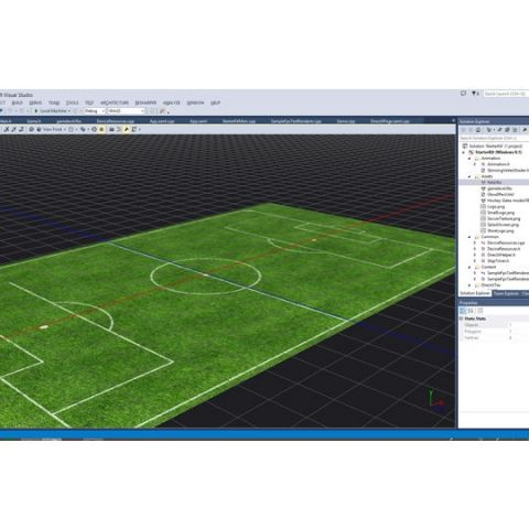Developing 3D Games for Windows 8 with C++ and Microsoft DirectX