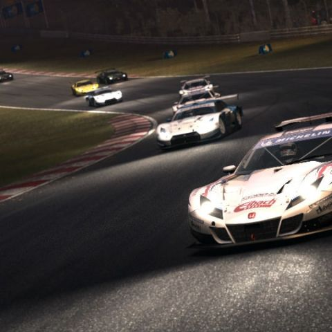 Taking the Pole Position: Codemasters Leads the Pack in PC-to-Tablet Optimization with GRID Autosport