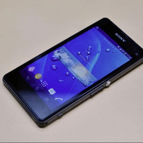 A class act: Sony Xperia Z1 Compact camera performance review