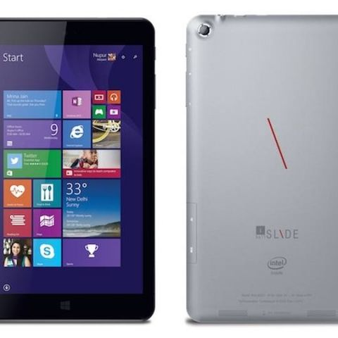iBall Slide WQ32, 8-inch Windows 8.1 tablet launched at Rs 16,999