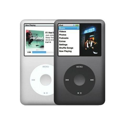 Apple pulls the plug on iPod Classic