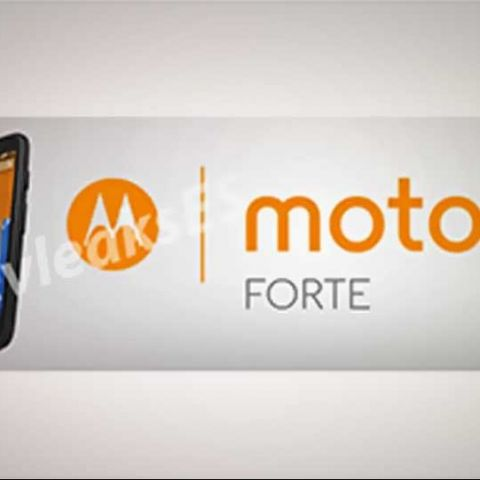 Rugged version of Moto G spotted on Twitter