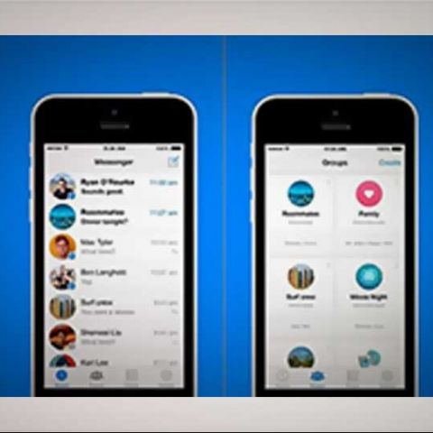 Facebook Messenger for iOS v4.0 brings message forwarding, updated group chat