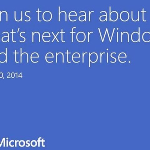 Microsoft to preview next version of Windows on September 30