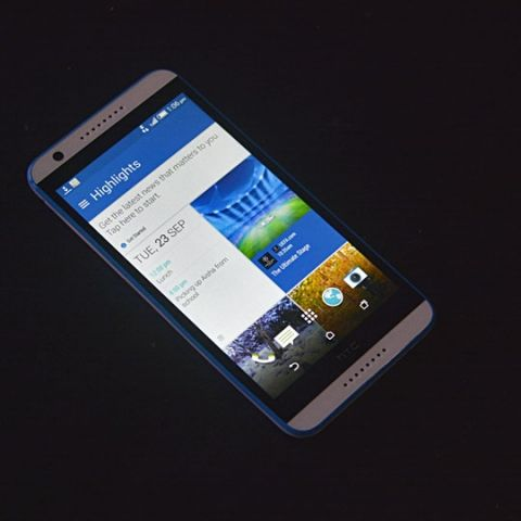 HTC Desire 820: First Impressions