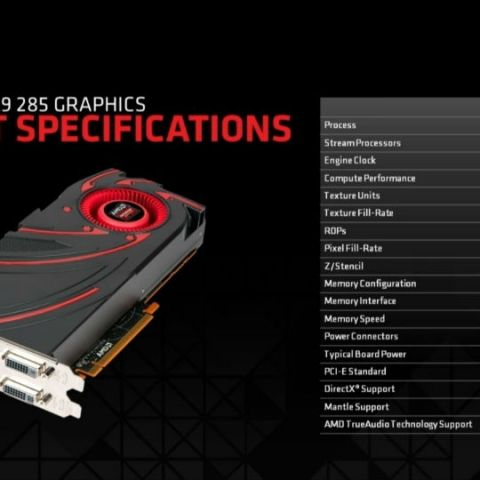 AMD brings new line of GPUs to India including R9 285