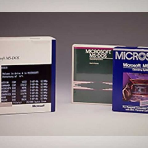 Microsoft and Computer History Museum release MS-DOS and Word source code