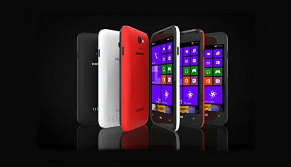 Karbonn Titanium Wind W4, WP 8.1 based phone available for Rs 5999