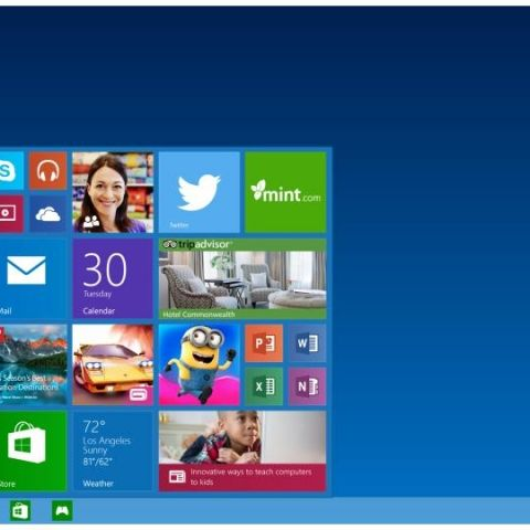 Microsoft jumps to Windows 10 and rolls back to Windows 7 features