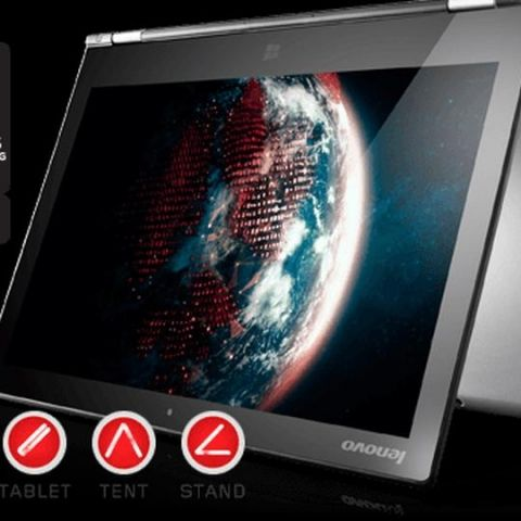 Lenovo launches Yoga Tablet 2 series in India, starts at Rs. 20,990
