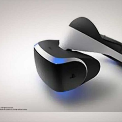 Sony reveals virtual reality headset for PS4 called Project Morpheus