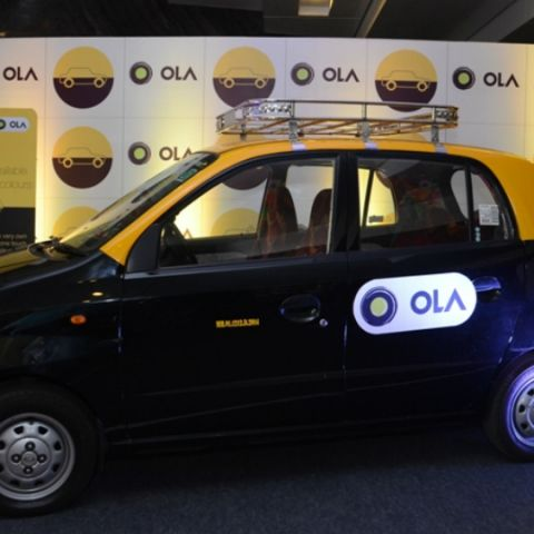 Now book Mumbai's classic black & yellow taxis with the Ola app