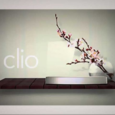 Clearview Clio: World's first and only transparent wireless speakers