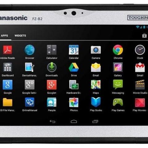 Panasonic ToughPad FZ-B2 rugged tablet unveiled