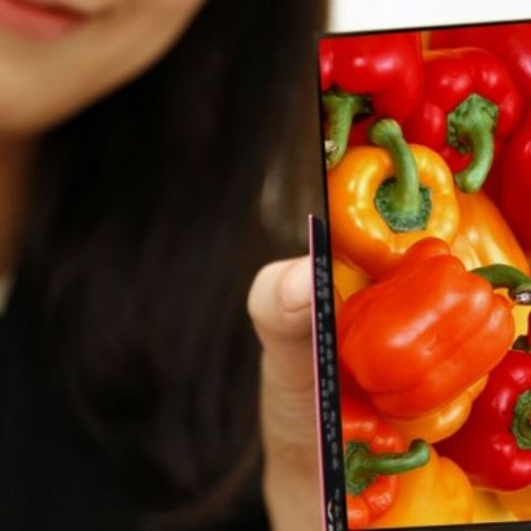 LG challenges Sharp Aquos Crystal with Full-HD bezel-less smartphone