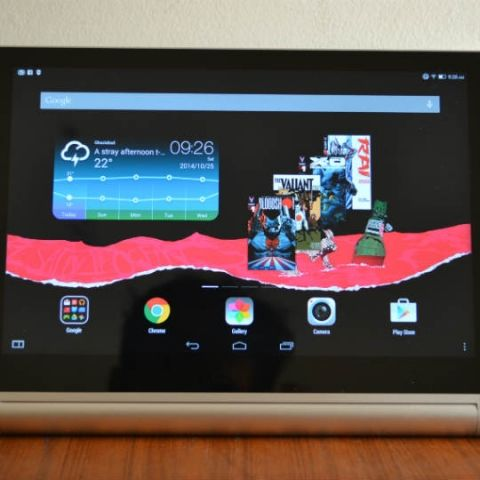Lenovo Yoga Tablet 2 10 1 Android Review