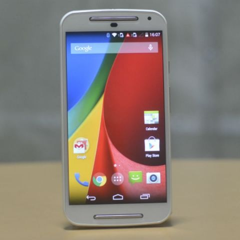 Moto G 2nd gen spotted running Android 5.1