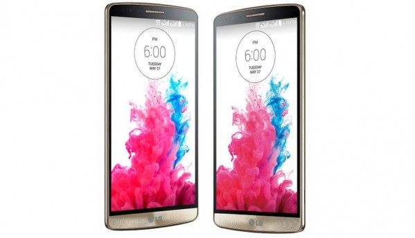 LG G3 Dual-LTE, dual-SIM version of the flagship G3 launched