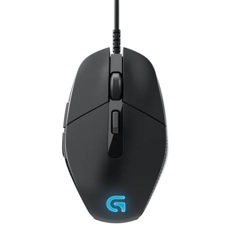 c45ed620224 Logitech announces G302 Daedalus Prime MOBA Gaming Mouse for Rs. 2,395